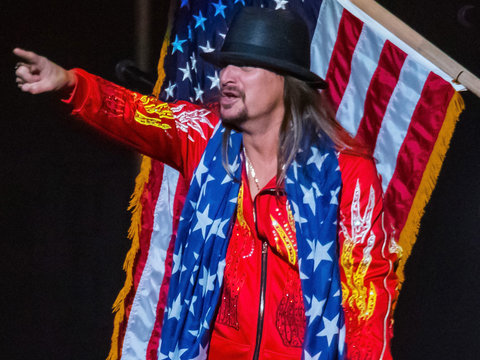 Hope and Change: Kid Rock's Threat to Run for US Senate Was a 'Joke'
