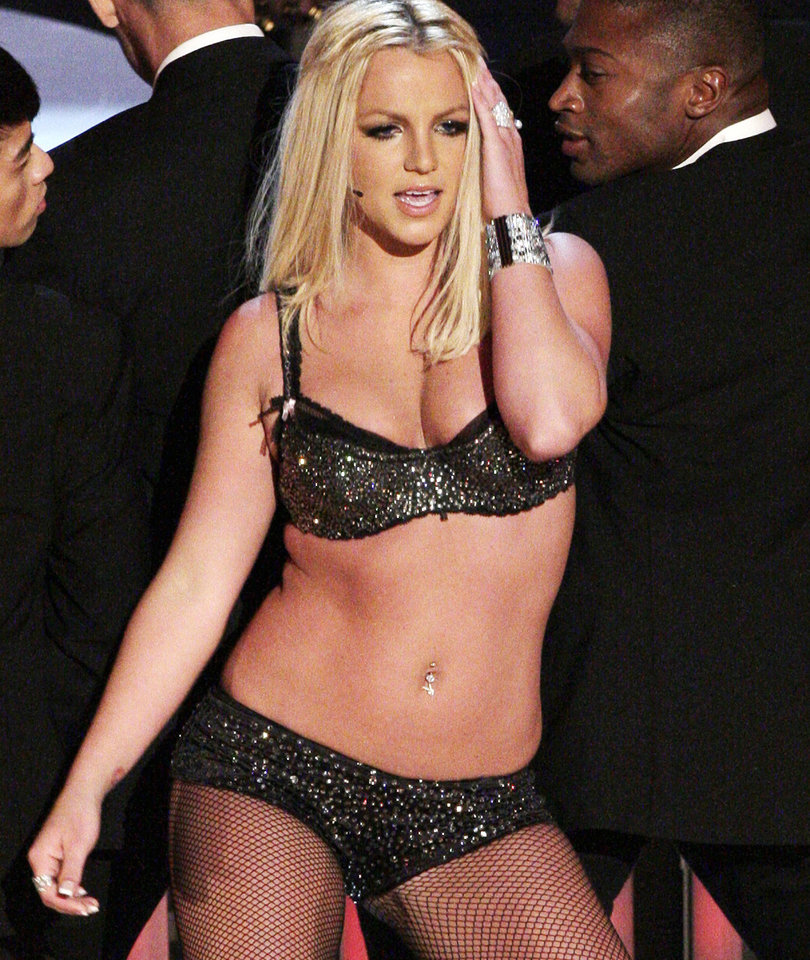 'Blackout' Turns 10: How 'It's Britney, Bitch' Started as an 'Inside Joke'