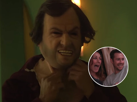 Watch James Franco Scare the Crap Out of People as Jack from 'The Shining'