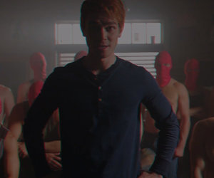 How 'Riverdale' Kept It 'Intense' Filming Archie's Angel of Death Video