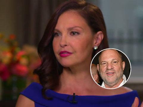 Why Ashley Judd Has Forgiven 'Sick' Harvey Weinstein