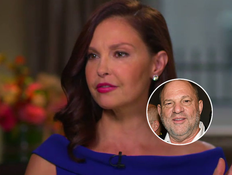 Why Ashley Judd Has Forgiven 'Sick' Harvey Weinstein