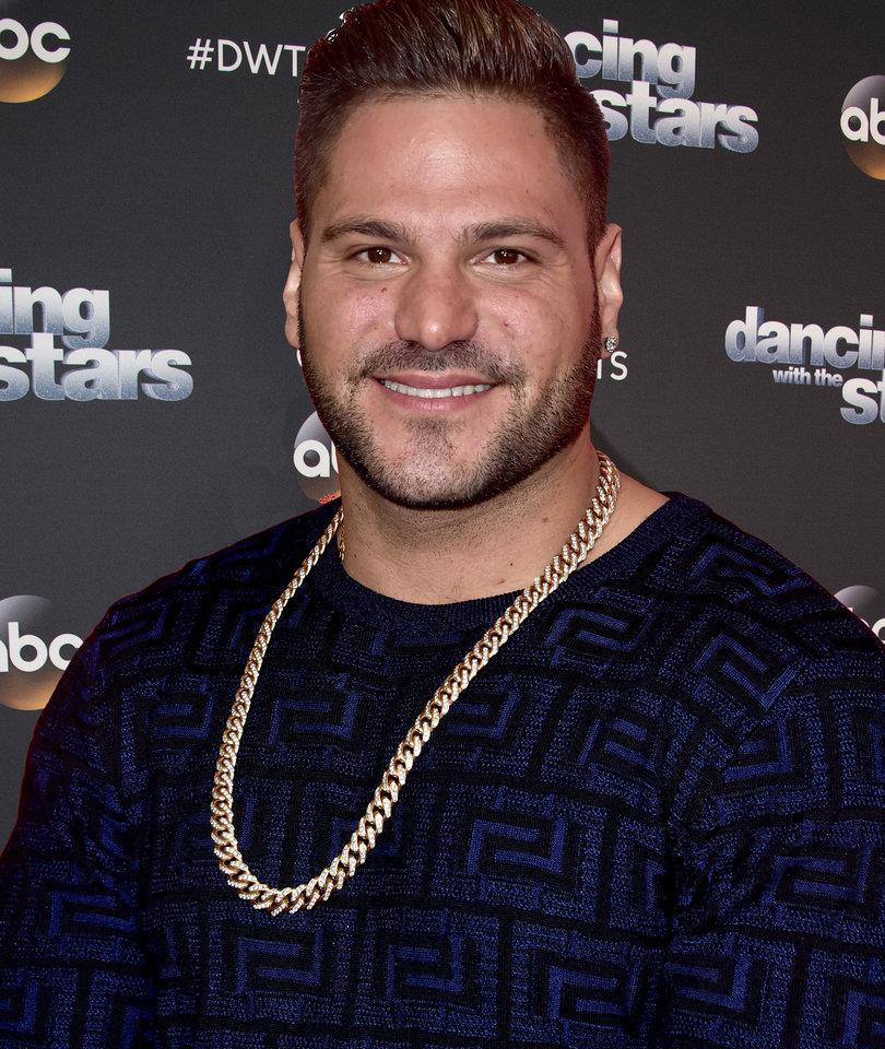 'Jersey Shore' Star Ronnie Really Wants to Be on 'DWTS' Next Season