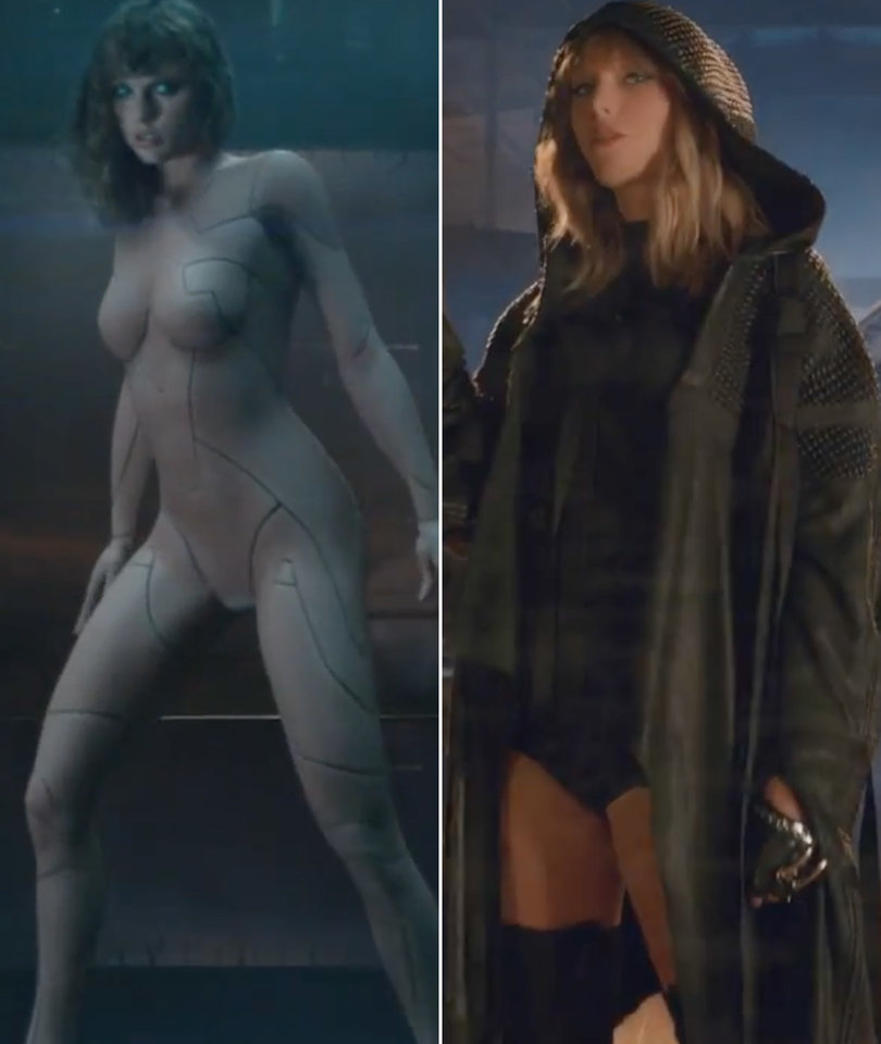 '...Ready For It?' Taylor Swift's Music Video Attracts Army of Haters