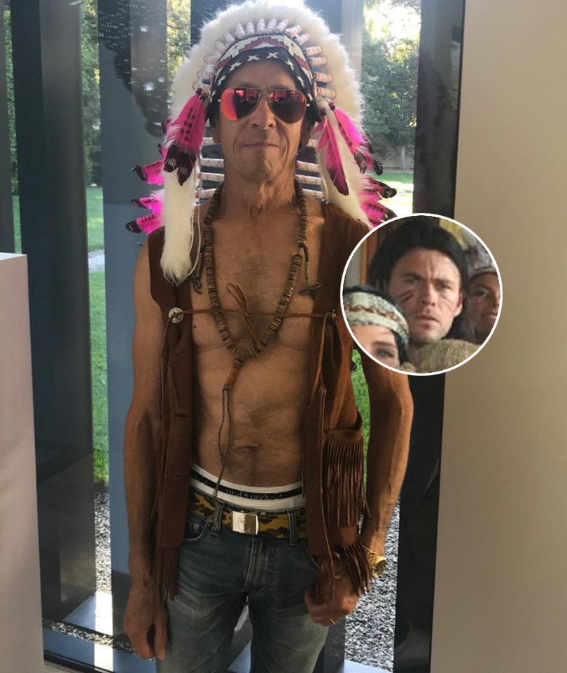 Brian Grazer Continues Hollywood's Bad Habit of Offensive Costumes