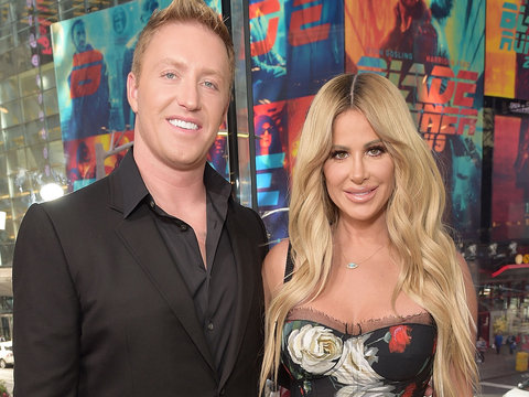 Kim Zolciak and Husband Kroy Honor Hugh Hefner for Halloween