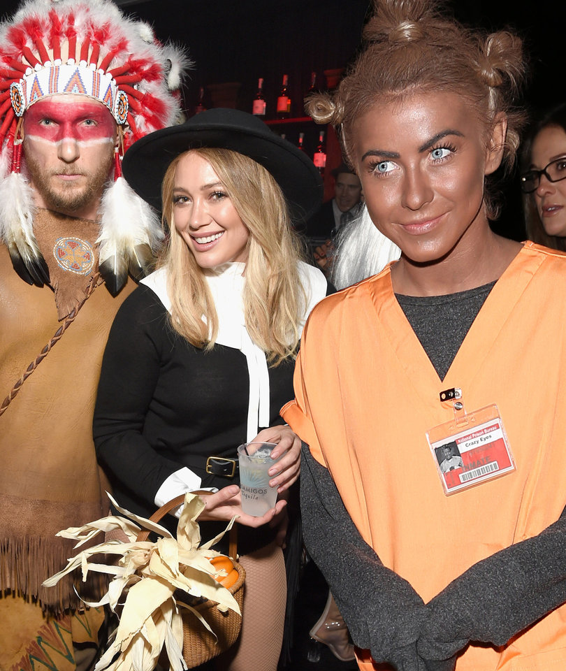 14 Most Offensive Celebrity Halloween Costumes