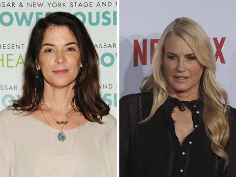 Annabella Sciorra, Daryl Hannah Step Forward With New Weinstein Allegations