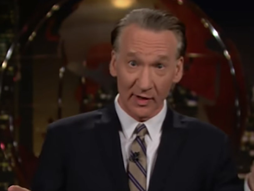 Bill Maher Claims 'Sh-tty Sex Lives' Cause Married Men to Harass Women and People Are Not Amused