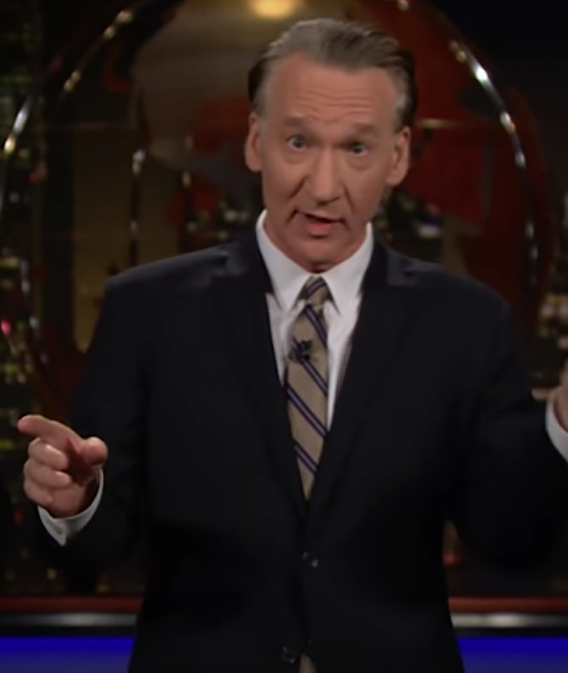 Bill Maher Claims 'Sh-tty Sex Lives' Cause Married Men to Harass Women