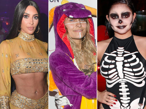 Halloween 2017: Every Celebrity Costume You Need to See (So Far)