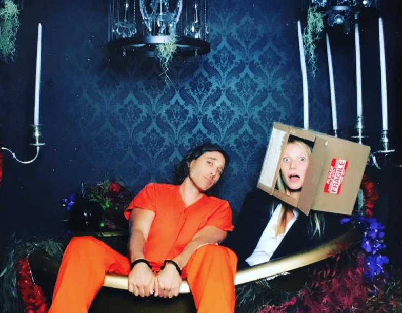 Gwyneth Paltrow Just Won Halloween with This Costume