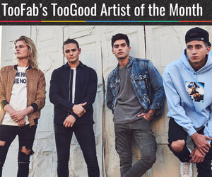 TooFab's TooGood Artist of the Month Citizen Four Sings New Single A Capella