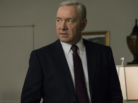 'House of Cards' Creator Calls Kevin Spacey Allegation 'Deeply Troubling'