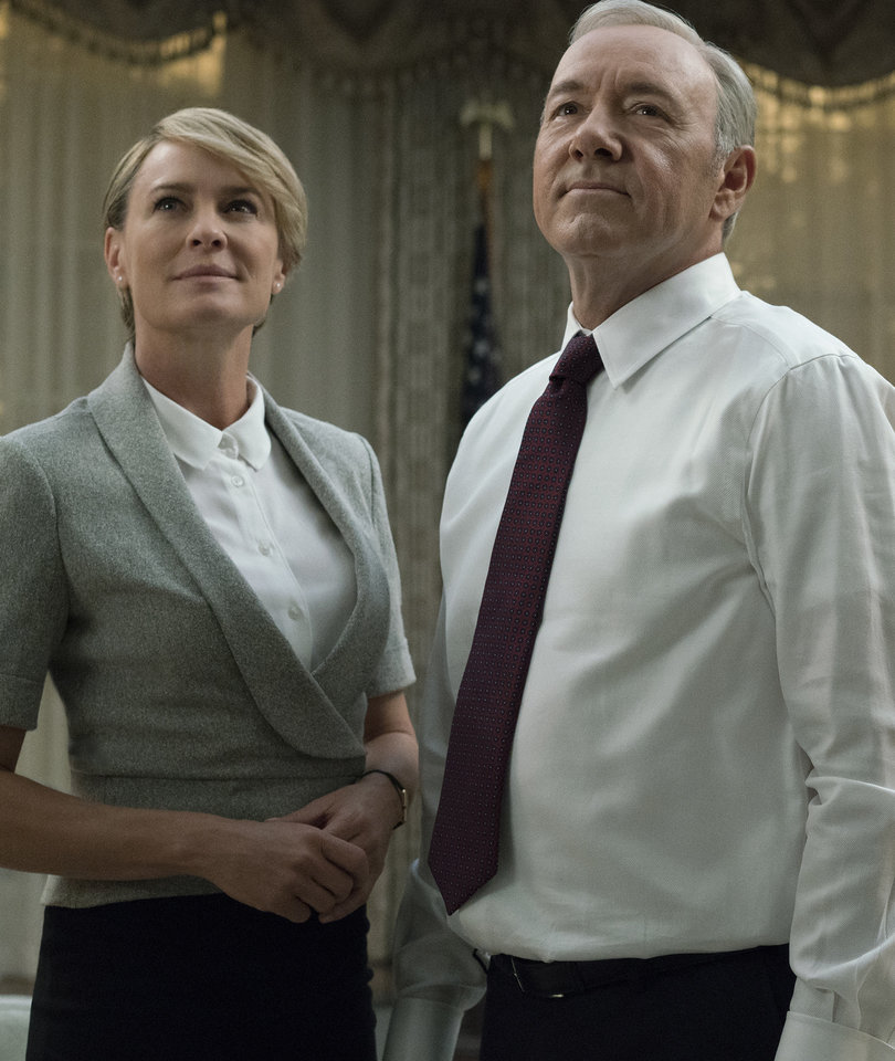 'House of Cards' to End After Sixth Season In 2018