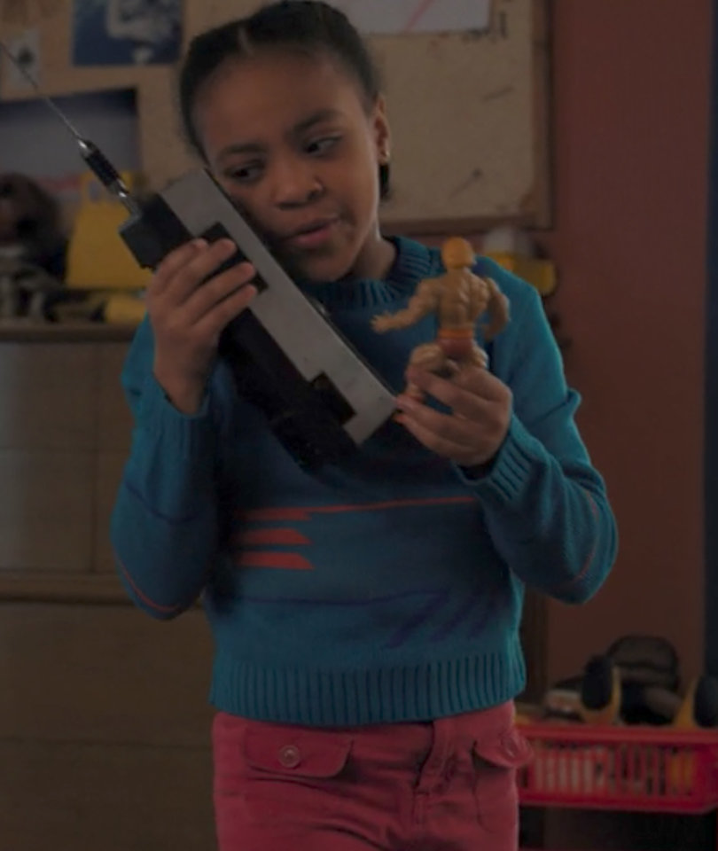 'Stranger Things 2' Scene-Stealer Is Down for Erica Sinclair Spinoff