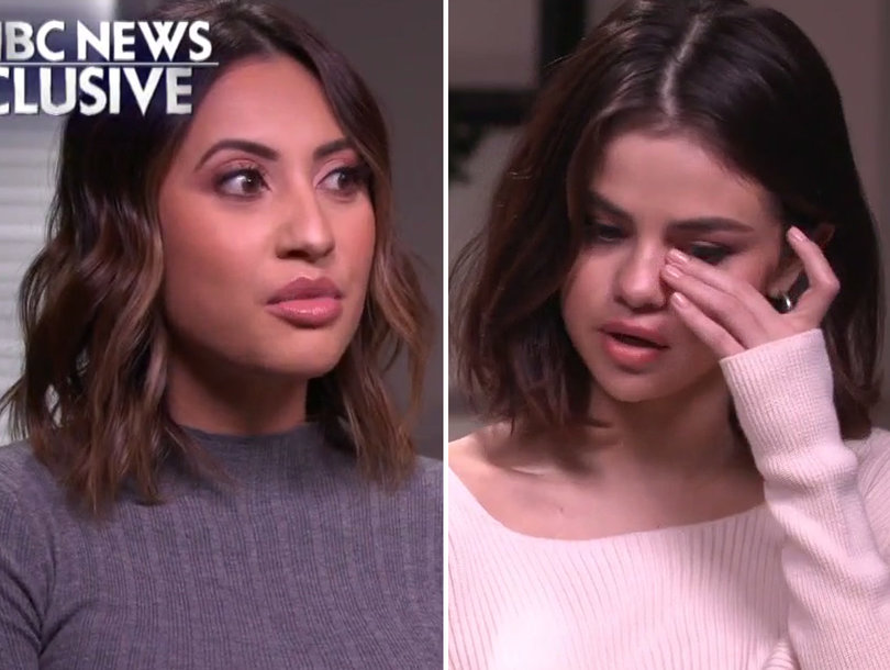 9 Revelations From Selena Gomez and Francia Raísa's 'Today' Kidney Transplant Interview