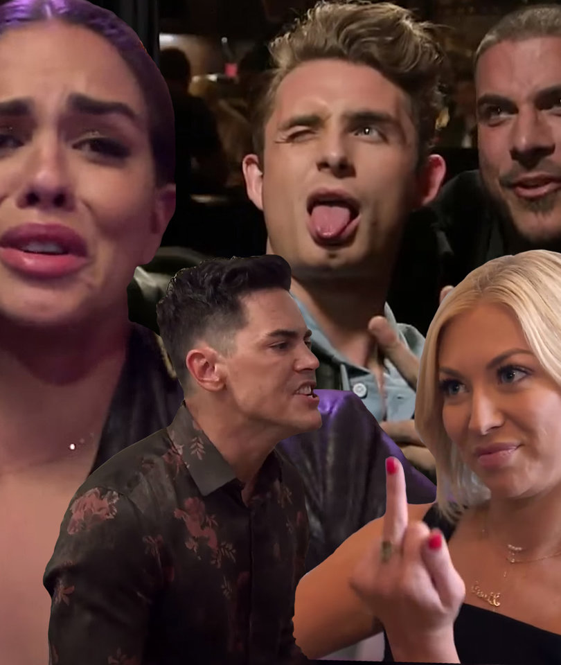 'Vanderpump Rules' Season 6 Trailer: Cat Fights, Breakups, Lala Kent