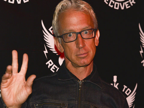 Andy Dick Fired for Sexual Harassment, Admits He May Have Licked Faces