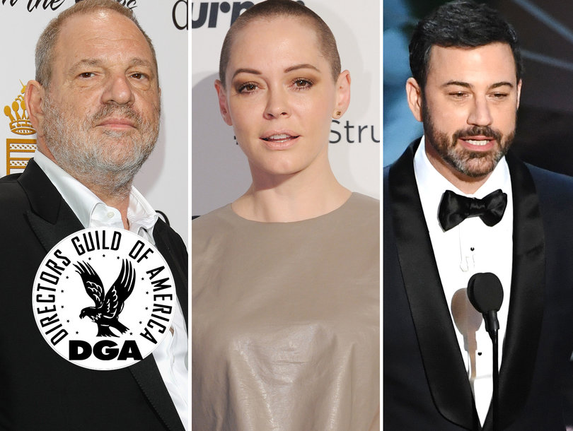 4 Latest Harvey Weinstein Scandal Developments, From UK Investigation to Rose McGowan Arrest Warrant