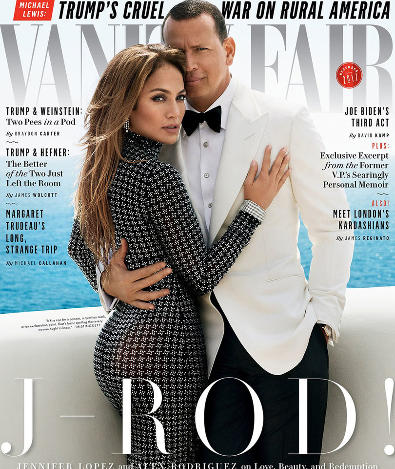 'You Look Sexy AF': How Alex Rodriguez Wooed Jennifer Lopez on First Date