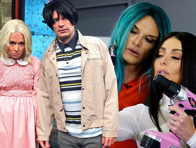 'Live with Kelly and Ryan' Tackle Kardashians, 'Stranger Things' for Halloween