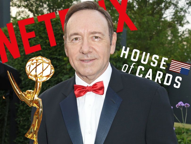 Kevin Spacey Fallout Continues: 'House of Cards' Production Suspended, Emmy Honor Rescinded