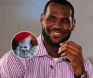 LeBron James Is This Halloween's Most Terrifying Pennywise