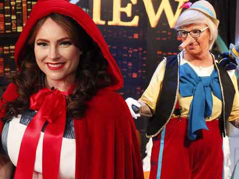 'The View' Hosts Bring Children's Books to Life for Halloween