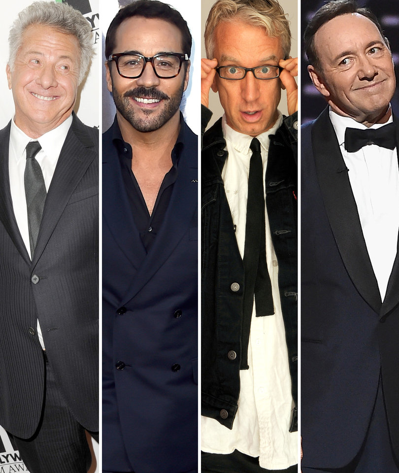 Today In Hollywood Harassment: Dustin Hoffman, Jeremy Piven, Andy Dick and More…