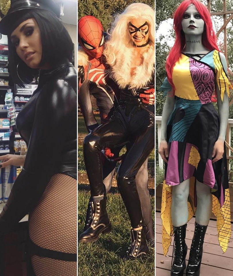 Every Celebrity Halloween Costume You Just Need to See from 2017