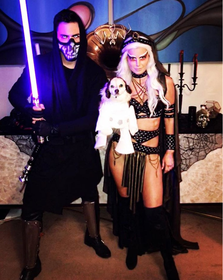 Celebrity Halloween Costumes 2017 | toofab.com