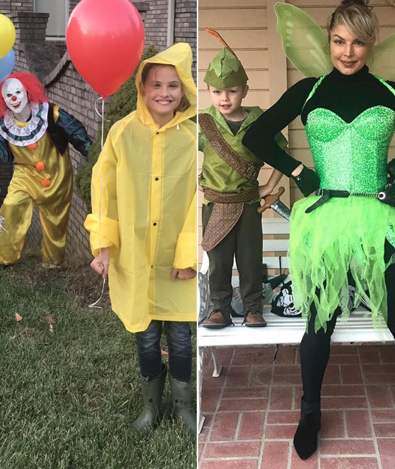 'It,' Peter Pan, Zombies: All the Cutest Celebrity Kid Sightings from Halloween