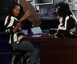 Ellen Expertly Scares 'Scandal' Star Kerry Washington