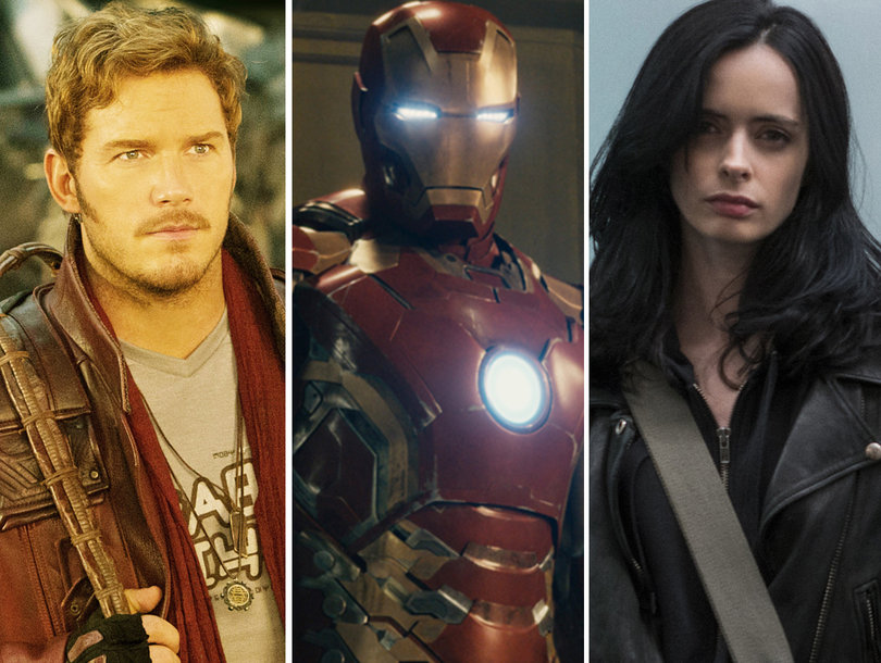 All 24 Marvel Movies and Shows Before 'Thor: Ragnarok,' Ranked
