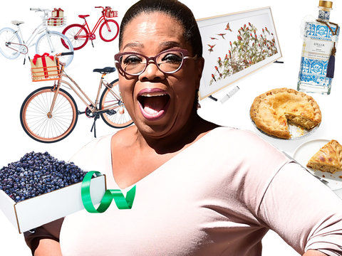 6 of Oprah's Most Outrageously Expensive 'Favorite Things'