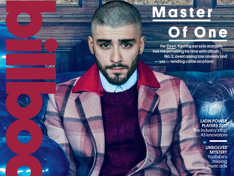 Everything Zayn Malik Said About His Relationships with One Direction and Gigi Hadid In Billboard