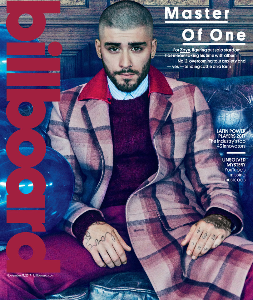 Everything Zayn Malik Said About One Direction and Gigi In Billboard