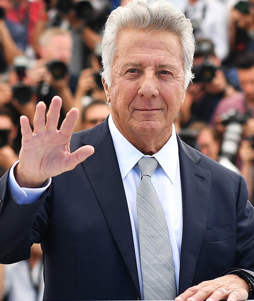 Dustin Hoffman's 'Death of a Salesman' Director Defends Actor From Sexual…