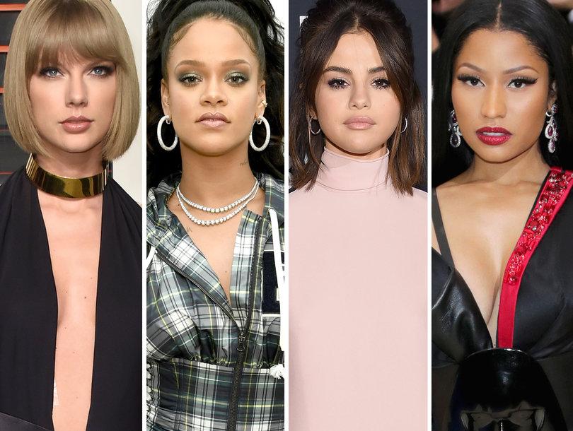 16 Songs You Gotta Hear on #NewMusicFriday: Taylor Swift, Rihanna, Selena Gomez, Nicki Minaj