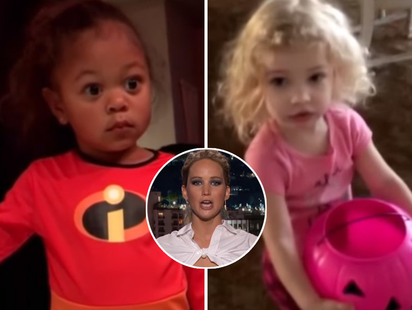 Jimmy Kimmel's 'I Told My Kids I Ate All Their Halloween Candy' Is Back and Better Than Ever