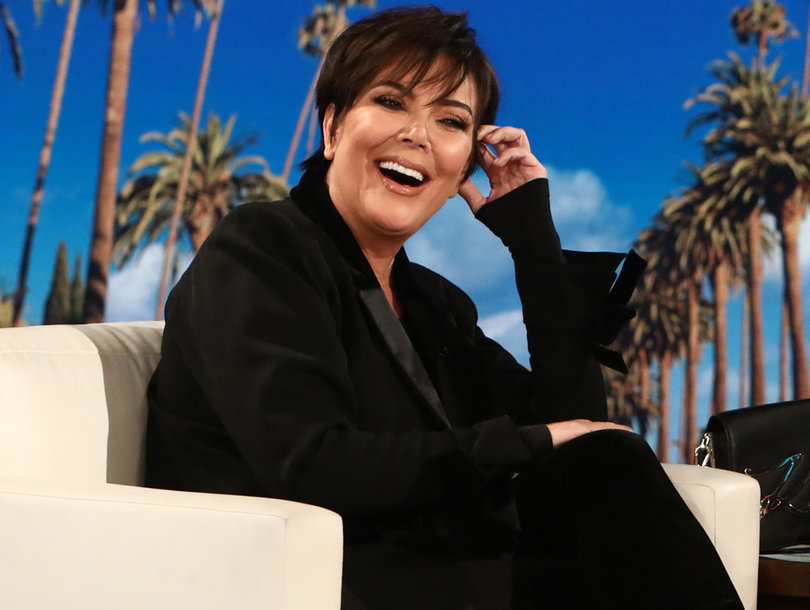 Ellen Grills Kris Jenner on Kardashian Pregnancies and the Momager Accidentally Calls Khloe's Man 'Daddy'