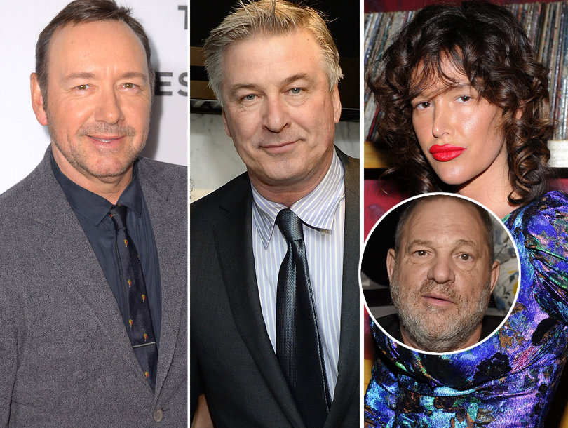 Today in Hollywood Harassment: New Weinstein and Spacey Accusers