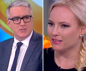 Meghan McCain Clashes With Keith Olbermann on 'The View'