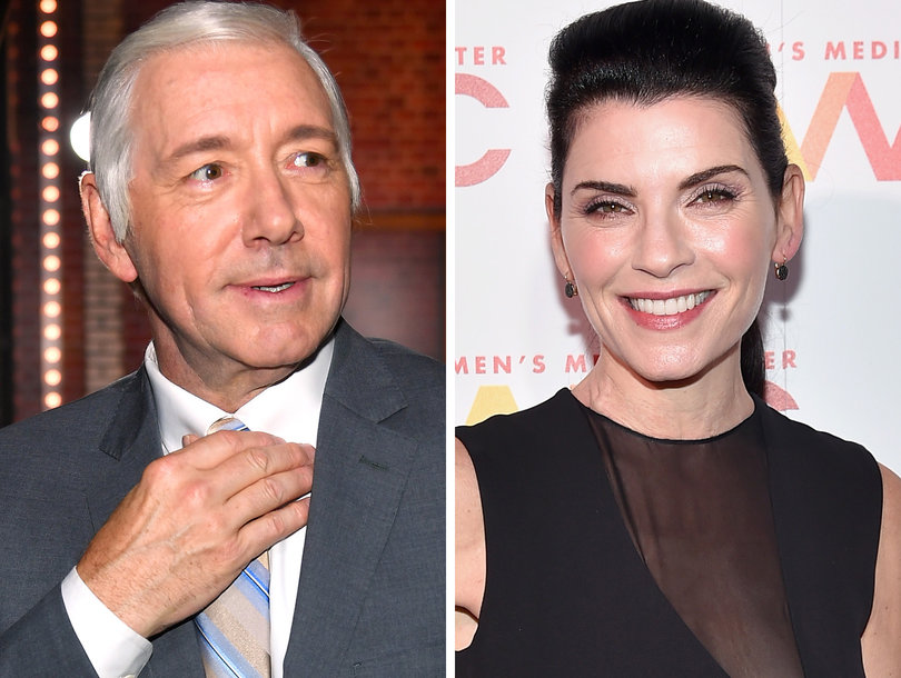 Today in Hollywood Harassment: New Accusers, Netflix Drops Spacey, and Julianna Margulies