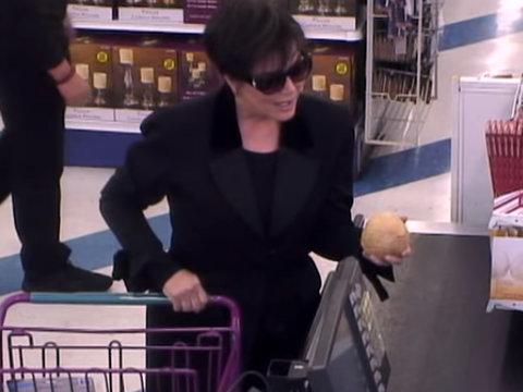 Ellen Degeneres and Kris Jenner Prank Cashier at 99 Cent Only Store
