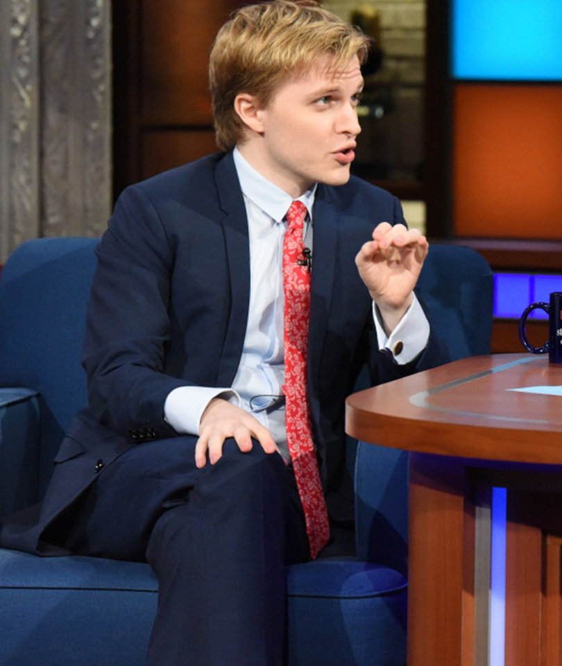 Ronan Farrow Talks Weinstein Exposé Aftermath and Woody Allen on 'Late Show'