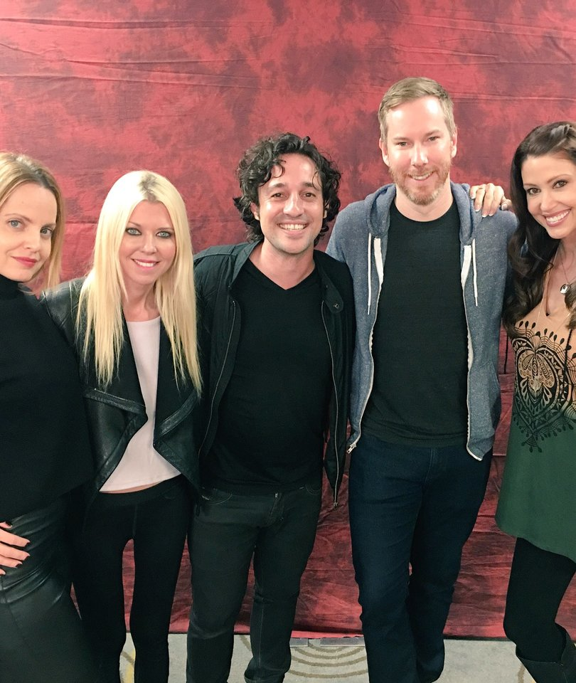 The Stars of 'American Pie' Have Mini-Reunion 18 Years Later