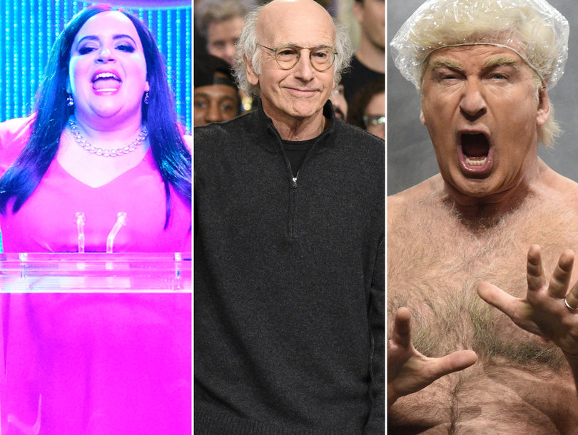 'SNL' Larry David Sketches Ranked From Worst to First as Miley Cyrus and Alec Baldwin Return