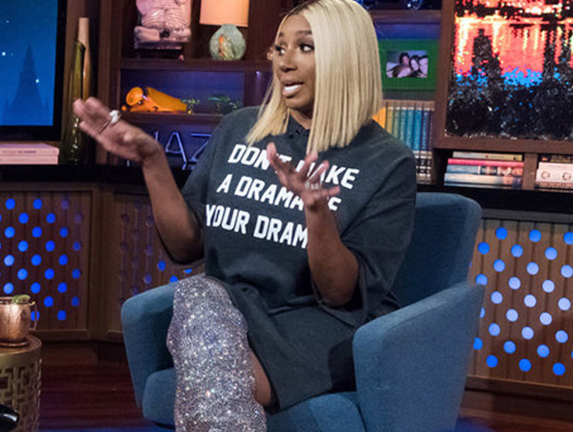 All the Shade NeNe Leakes Threw at 'RHOA' Co-Stars and Wendy Williams on 'WWHL'